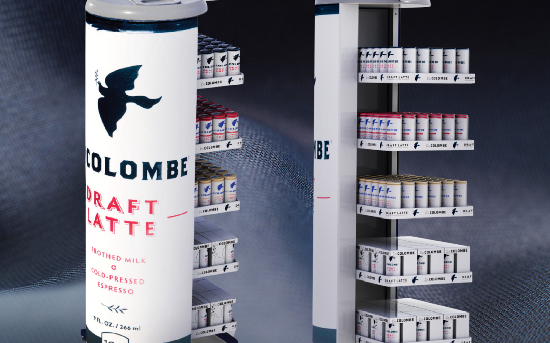 Innovative and effective retail displays that showcase your products